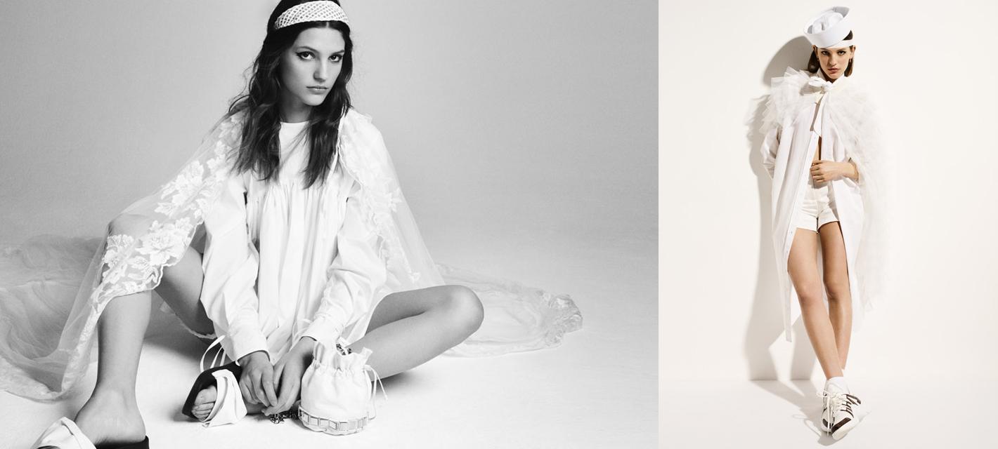 Nik Hartley for Elle France