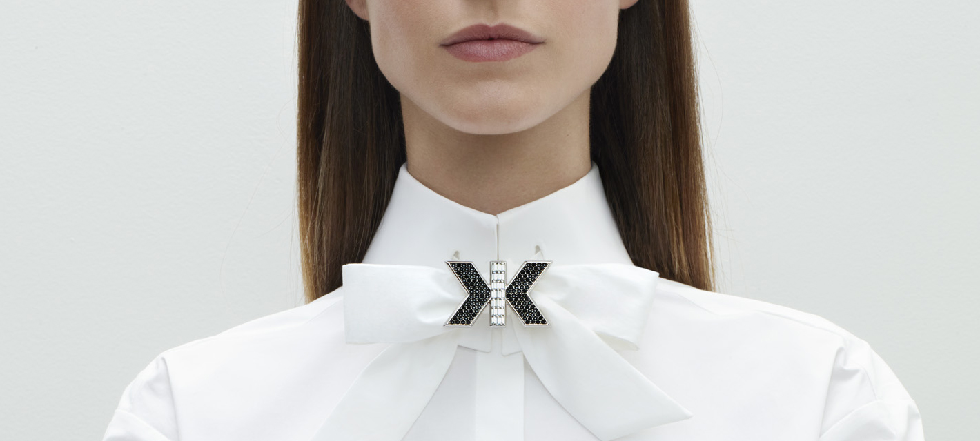 Nik Hartley for Karl Lagerfeld - Art Deco Jewelry campaign