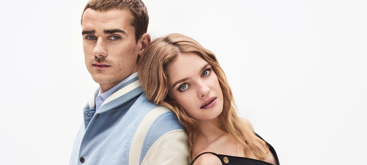 Nik Hartley - Antoine Griezmann & Natalia Vodianova / Louis Vuitton Special