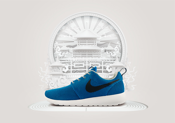 AW Lab Nike Roshe Run Launch