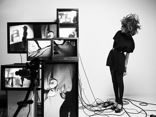 Vogue Italia - Maïwenn