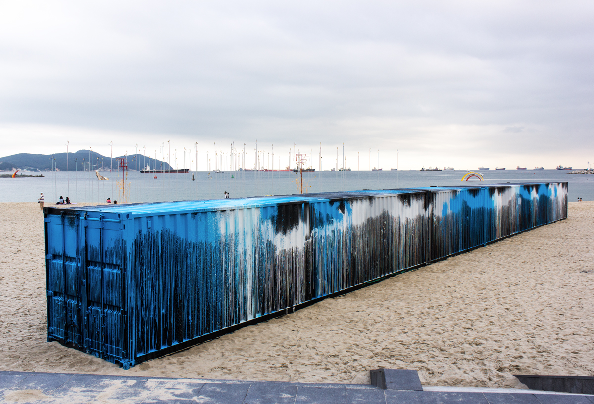 Busan Biennale, South Korea