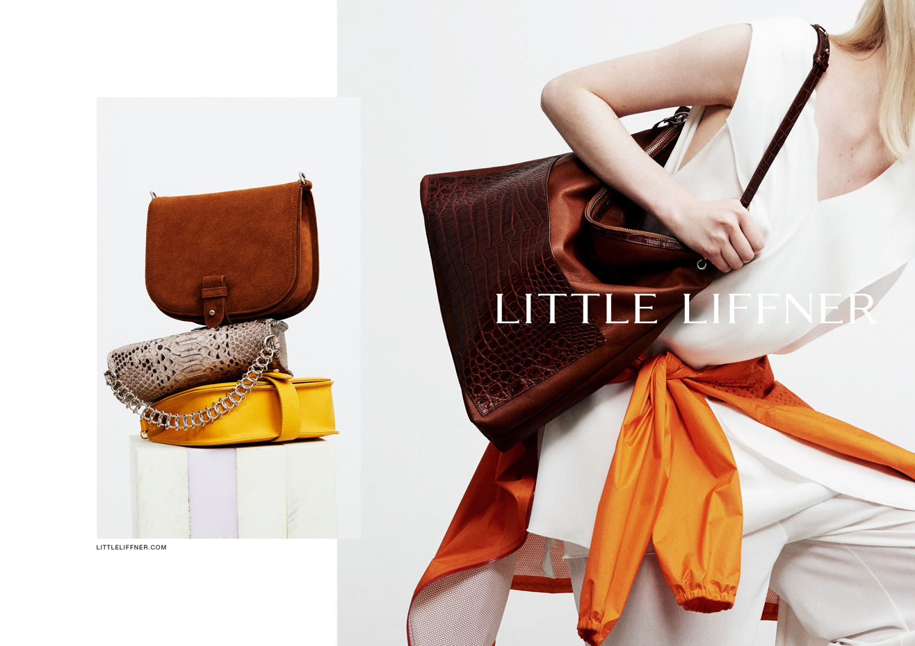 Little Lifner AW 17 Campaign
