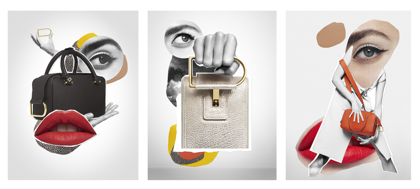 Delvaux Campaign SS18 by Martin Vallin