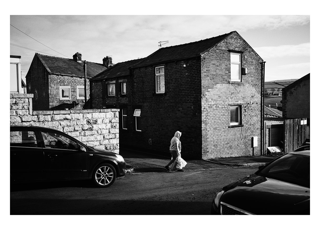A Day in the Life. Colne.