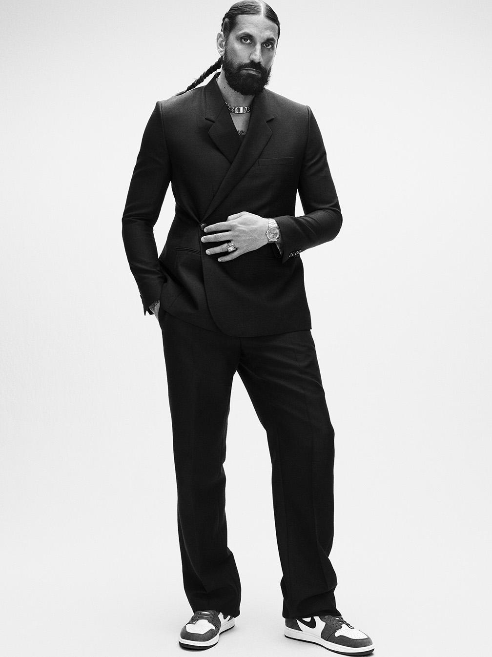 British Vogue - Ben Gorham